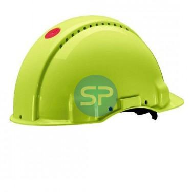 Каска 3M PELTOR G3000 — цв. неоново-зеленый