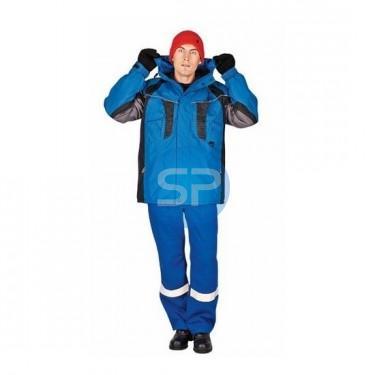 44 Куртка CERVA НАЙАЛА голубая