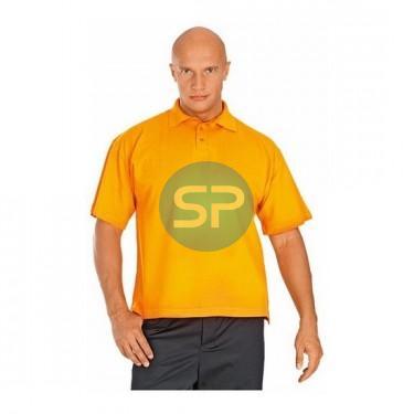 58 Рубашка ПОЛО-К желтая