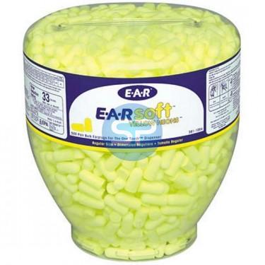 E-A-Rsoft™ PD-01-002 Refill Ear Plug Bottle