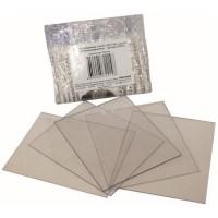 Комплект покровных стёкол (110х90) к щитку сварщика